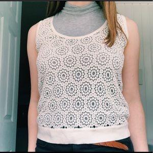 Zara Knit Sweater Vest